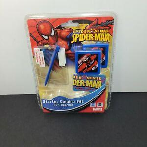 New Spider-man Sense Starter Gaming Kit for Nintendo DS Lite DSi Marvel RARE