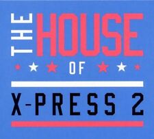 X-Press 2 - The House Of X-Press 2 (CD 2012) NEW & SEALED