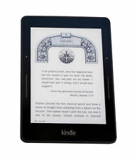 Amazon Kindle Voyage (7th Generation) 4GB, WLAN, 15,2 cm (6 Zoll) - Schwarz