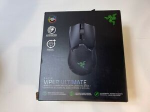 Razer Viper Ultimate Lightest Wireless Gaming Mouse & RGB Charging Dock 20K DPI