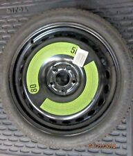 2010-15  AUDI A4 S4 S5  CONTINENTAL T125 70R19 SPARE TIRE UNUSED OEM