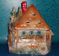 Porzellanhäuschen ,Teelichthaus ,Räucherhaus ,Lichthaus,Sammlerstück