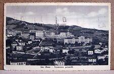 San Remo - panorama parziale [piccola, b/n, viaggiata]