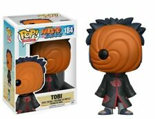 Naruto Pop! Funko Tobi Vinyl Figurine Animation N°184