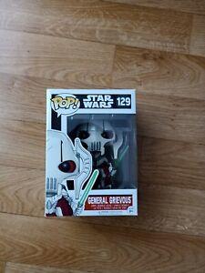 Funko Pop Star Wars General Grievous 129