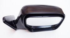 Door/Wing Mirror Black Manual R/H O/S For Toyota Landcruiser HDJ80 4.2TD 90-98
