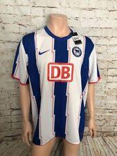 Maillots de football de clubs allemands bleu manches courtes