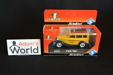 Solido Ford 1:43 Taxi, yellow / black (JMR)