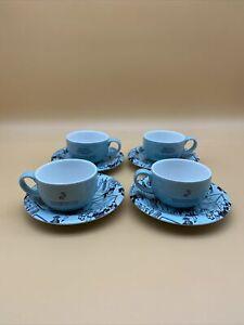 "Underground - Espresso Cups - Arthur Watts - Who Says ""London's Dull On Sunday""?"