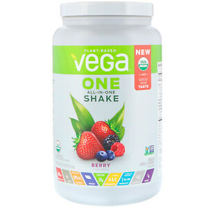One, All-In-One Shake, Berry, 24.3 oz (688 g)