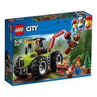 LEGO® City 60181 Forsttraktor NEU / OVP