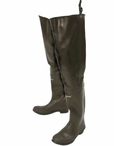 Frogg Toggs Classic Rubber Bootfoot Hip Wader Cleated Outsole 11