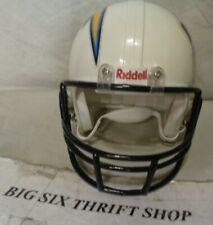 Riddell NFL San Diego Chargers LaDainian Tomlinson Player Mini Football Helmet