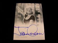Twilight Zone Autograph Card - A-27 Jean Carson in A Most Unusual Camera