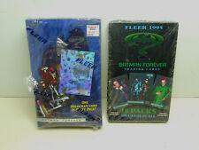 Lot of 2 Batman Cards 1995 FLEER ULTRA BATMAN FOREVER 54 Packs total