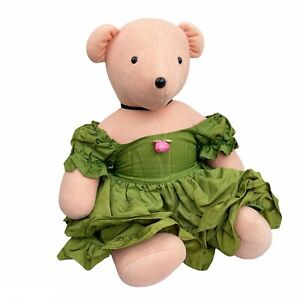 SCARLETT O'BEARA North American Bear Co 1979 Pink Bear