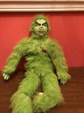 Grinch Warming HEART LIGHT UP Heart Playmates toys 2000