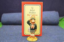 Delizioso Royal Doulton Bunnykins ''Be Preparato Bunnykins'' Figurina RD5612