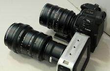 Cinematics sigma 18-35 canon ef & 50-100 canon ef set for f55 c300 bmpcc scarlet