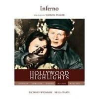 INFERNO DVD DRAMA MIT RICHARD WIDMARK NEU