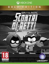 South Park Scontri Di-Retti Gold Edition XBOX ONE IT IMPORT UBISOFT