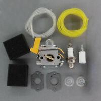 Carburetor Kit Air filters For Ryobi Carb Ex 26 For Ryobi Ry26000 Ry28000