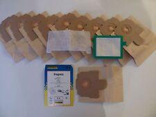 10 sacchetto per la polvere F. Progress p49 MAGNUM STEPTRONIC 2820 2850 2870 volta v21 GEMINI