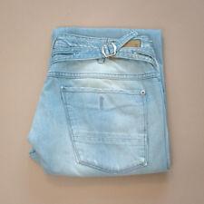 Vintage GStar Medin Pant Loose Jeans Zip Fly Blue (LabelW31L32) W 31 L 32
