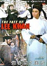 The Fate Of Lee Khan - Hong Kong RARE Kung Fu Martial Arts Action movie
