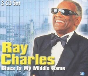 Ray Charles - Blues Is My Middle Name      3CD Box NEU OVP