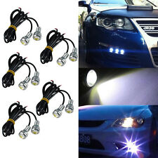 10x 12V 10W Auto KFZ LED Eagle Eye Light Beleuchtung Licht Lampen Tagfahrlicht