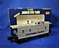 American Flyer S-Gauge Southern Pacific Caboose by Lionel/NEW 6-48714