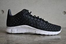 Nike Free Inneva Woven - Black/Summit White-Anthracite