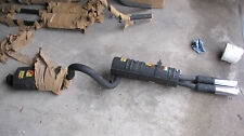 Fiat 125 Special Abarth exhaust system(NOS)