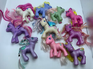 My Little Pony Lot G3  10 ponies Group C