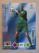 Liga de Campeones 2012/13 Tapón de meta de actualización Willy Caballero de Málaga