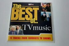 THE BEST OF TV MUSIC 15 TRACKS FROM FAVOURITE TV SHOWS PROMO CD DAILY MIRROR