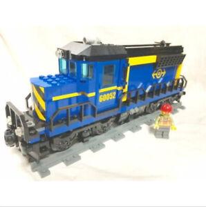 Lego City Cargo Train Diesel Engine + Motor 60052/3677/7938/60197/60098