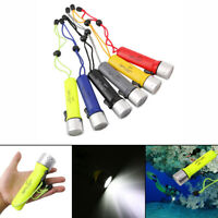 1200LM Q5 LED Diving Flashlight Torch LED Light Lamp Underwater Waterproof Light