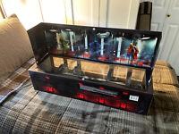EMPTY BOX 2016 SDCC Exclusive Marvel Legends The Raft Box Set Hasbro DISPLAY ART