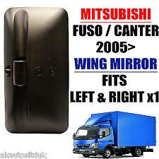 FOR MITSUBISHI FUSO CANTER 05  Truck Mirror LEFT & RIGHT Non Heated Mirror x1