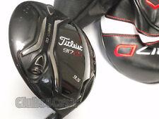Titleist 917D3 Driver 9.5* Fujikura Speeder Pro 64 Stiff Flex +Tool & Cover
