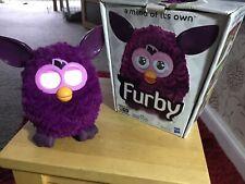 Hasbro Furby purple 2012 Boxed Rare
