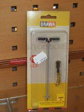 BRAWA Modellbahnen der Spur H0 mit Lichtfunktion für LEDs