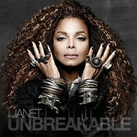 Unbreakable - Janet jackson CD Sealed ! New ! 2015 !