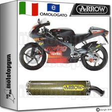 ARROW SCARICO HOM ROUND KEVLAR APRILIA RS 125 REPLICA 2001 01 2002 02 2003 03