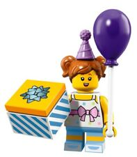LEGO BIRTHDAY PARTY GIRL ~ Factory Sealed Series 18 Minifigure ~READY TO SHIP!