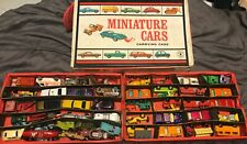 Old collection of toy cars hot wheels matchbox tootsie vintage 7 redlines