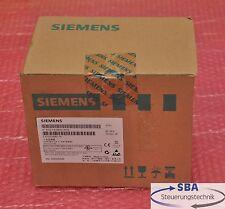 Siemens Sinamics V20 Frequenzumrichter 6SL3 210-5BE22-2CV0 NEU aus Lagerbestand