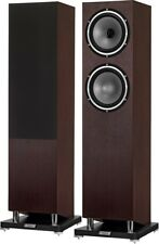 Tannoy Revolution XT 8F Speakers (Dark Walnut)